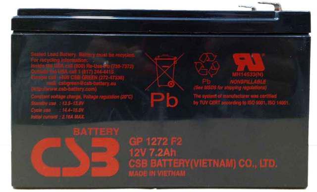 Ver Bateria Riello Pb Vrla 12v 7ah