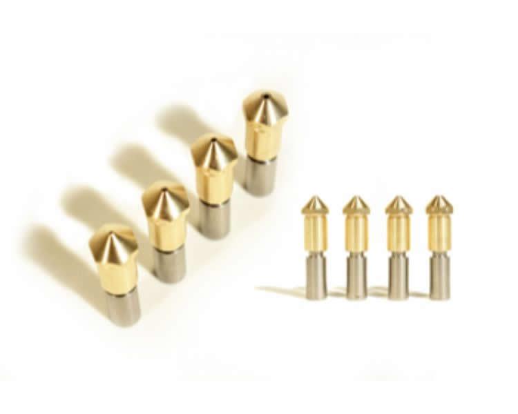 Boquilla Extrusor Tumaker Nozzle Dart 175mm 04mm