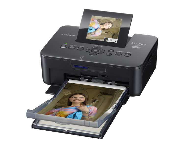 CANON SELPHY CP910 NEGRA PRINTING KIT
