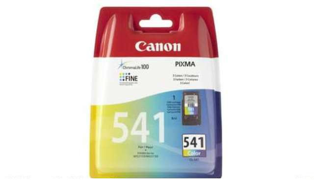 Ver CARTUCHO TINTA COLOR CANON CL541