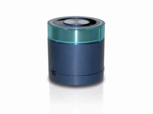 Conceptronic Altavoz Bluetooth 30 Travel Blue   Bateria