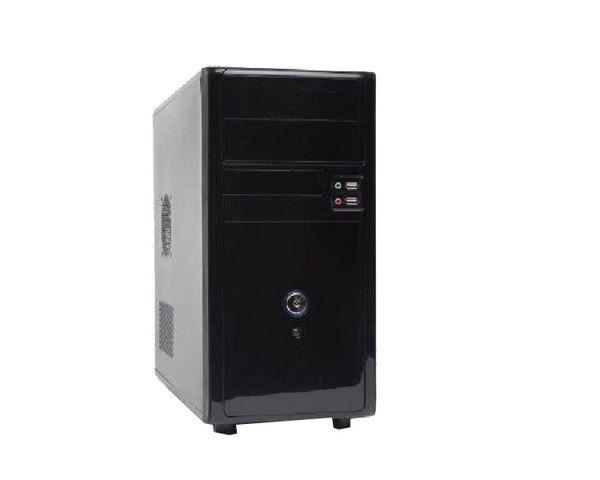 Caja Microatx Mpc21 Fa500gr Negro Pccase