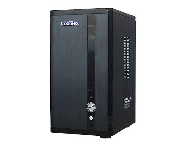 Ver Coolbox It02 Fa500gr Negro Caja Mini Itx