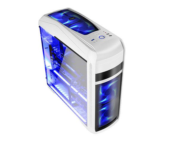 Ver COOLBOX Deep Gaming Deepsting Blanco