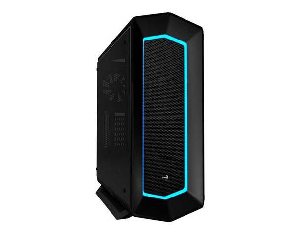 Ver Aerocool Project 7 Negro Temperojo Glass