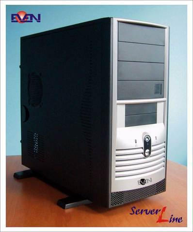 Caja Semitorre Atx Server