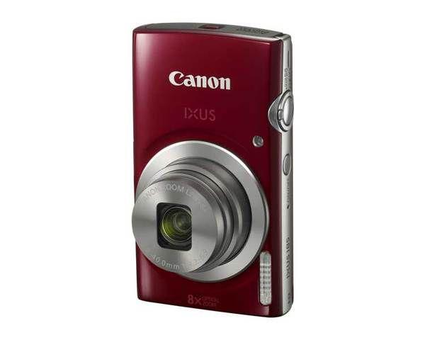 Canon Ixus 185 Rojo