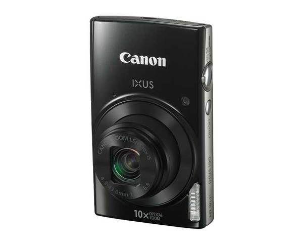 Ver Canon Ixus 190 Negro