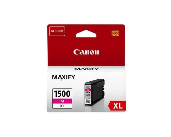 Ver Cartucho Tinta Magenta Canon Pgi 1500 Xl