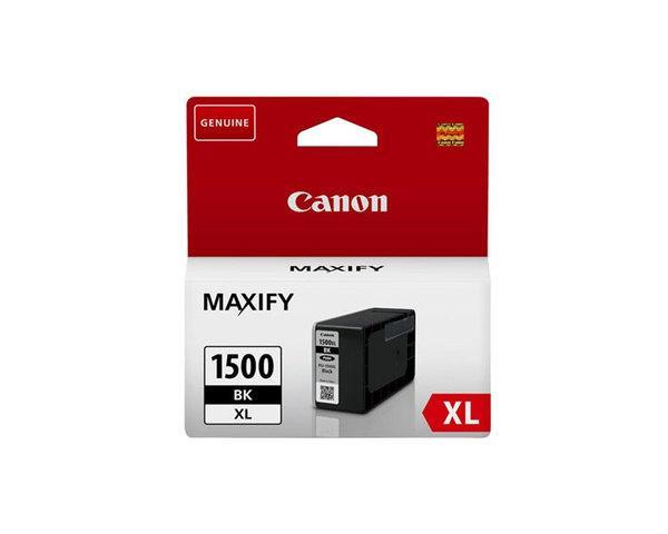 Cartucho Tinta Negro Canon Pgi 1500 Xl