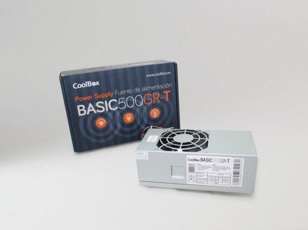 Ver CoolBox BASIC500GR T