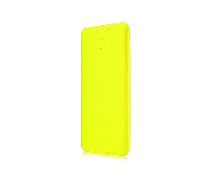 CoolBox COO PB10K YW Polimero de litio 10000mAh Amarillo bateria externa