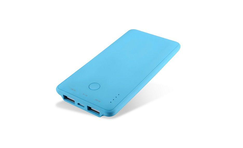 CoolBox COO PB6K BL Polimero de litio 6000mAh Azul bateria externa