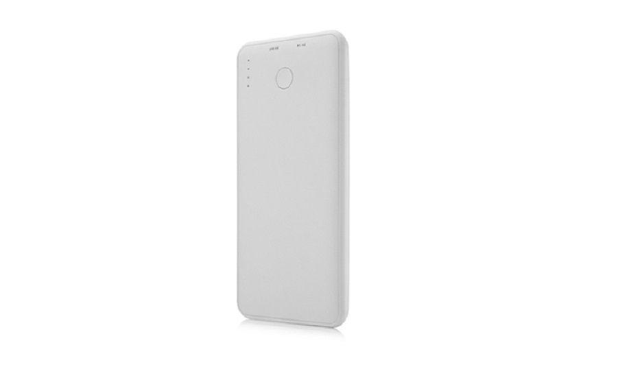 CoolBox COO PB6K WH Polimero de litio 6000mAh Color blanco bateria externa
