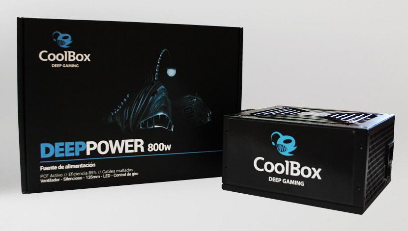 Ver CoolBox Deep Power 800W