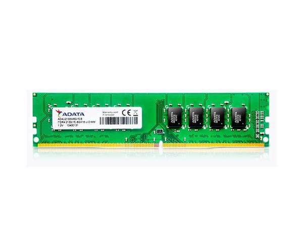 Ver Adata Ddr4 4 Gb 2400 Mhz