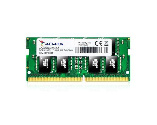 Ver Adata Ddr4 4 Gb 2400 Mhz Sodimm