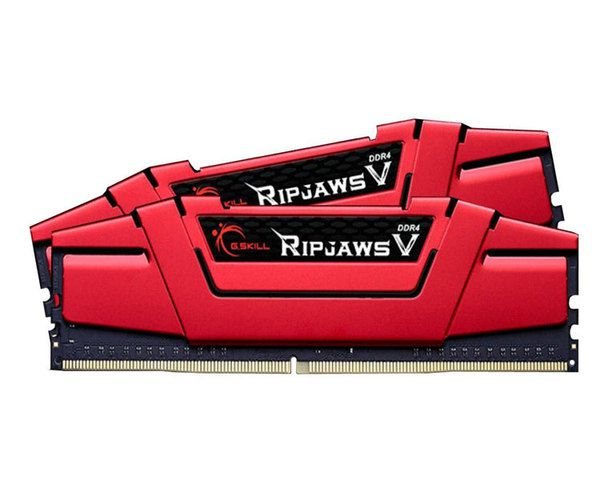 Ver Gskill Ddr4 8 Gb 2x4kit 2400 Ripjaws V