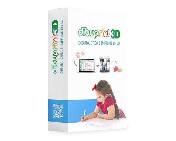 Ver Dibuprint3d Basic 1 Licencia