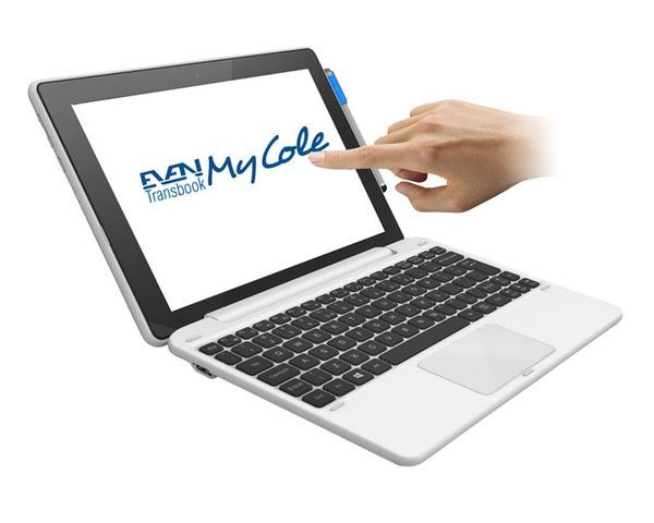 Ver Even Transbook Mycole 10 W10 Home