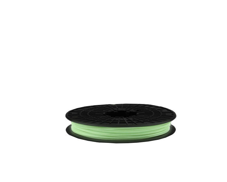 FILAMENTO GOLD LUMINOSO PLA COLIDO 1 75 MM VERDE 05 KG