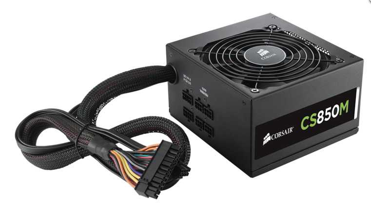 Ver CORSAIR BUILDER CS850M 80  GOLD 850W