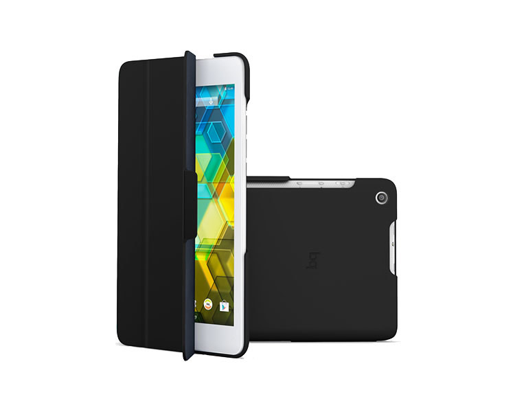 Ver FUNDA DUO CASE BLACK EDISON 3 MINI BQ
