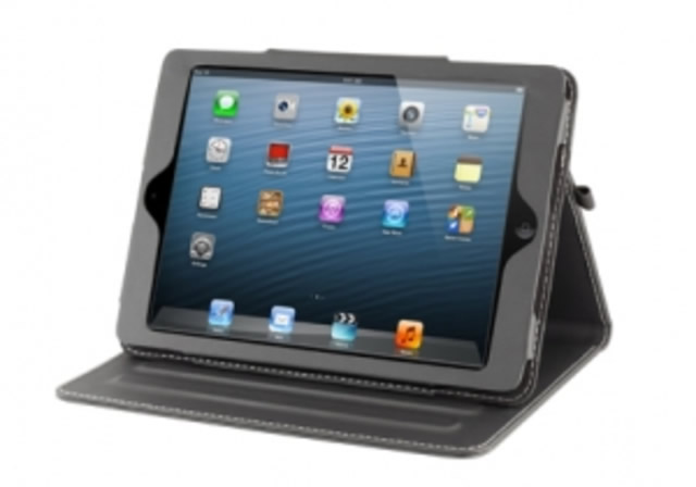 Funda Soporte Pergamo Ipad Air Black Ngs