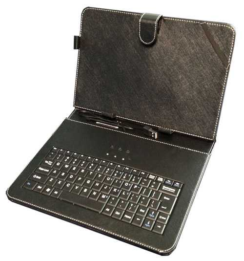 Funda Teclado Tablet 10 Negro Lifeview