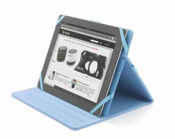 Funda Universal Tablet Mob Plus 9-101 Blue Ngs