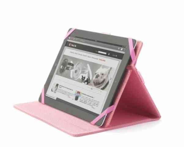 Funda Universal Tablet Mob Plus 9-101 Pink Ngs