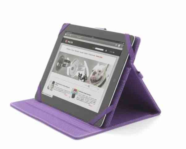 Funda Universal Tablet Mob Plus 9-101 Purple Ngs