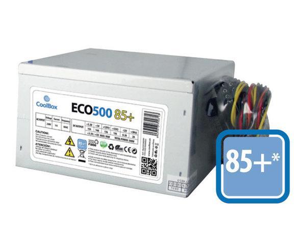 Ver Coolbox Atx 500w 85