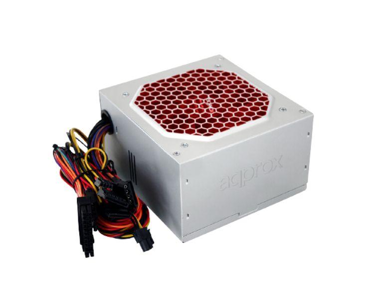 Fuente Alim Atx 500w Cable Niquel V2 Approx