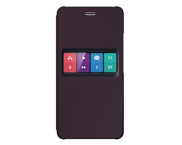 Ver Funda Smart Folio Wiboard Lila U Feel Wiko