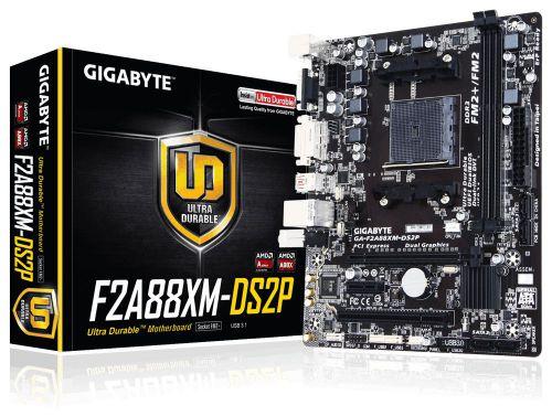 Gigabyte GA F2A88XM DS2P rev 1 0 A88X