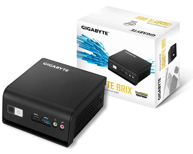 Gigabyte Gb Blpd 5005 Pc