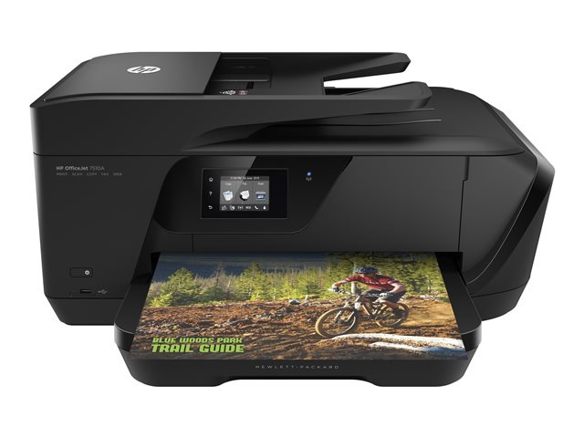 Ver HP Officejet 7510 Wide Format All in One