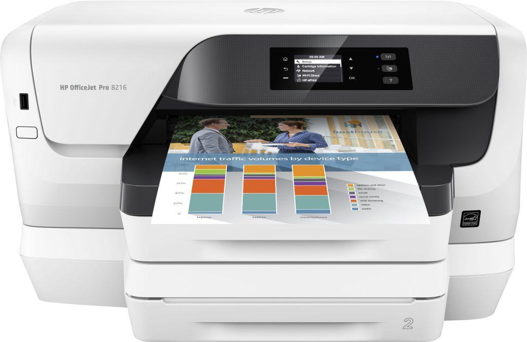 Ver HP Officejet Pro 8218