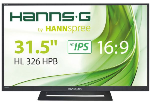Ver Hannspree HannsG HL 326 HPB