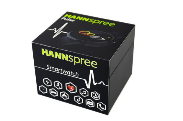 Hannspree Pulse 1 22 Oled 46g Negro