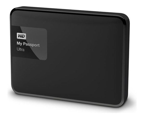 Ver WESTERN DIGITAL 1 Tb 30 My Passport Ultra Negro