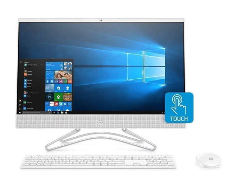 Hp Aio 24 F0075ns Blanco 8rv71ea