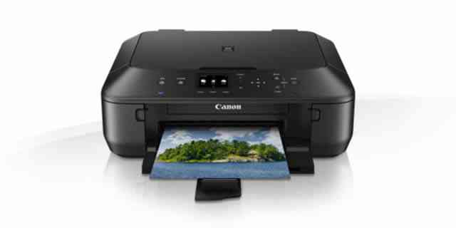 Impresora Multifuncion Canon Pixma Mg5550 Wifi