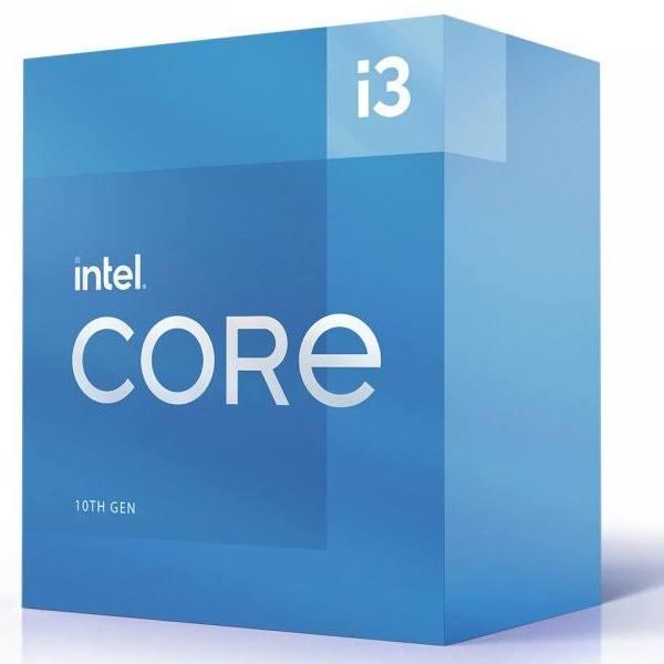Intel Core I3 10105 Box
