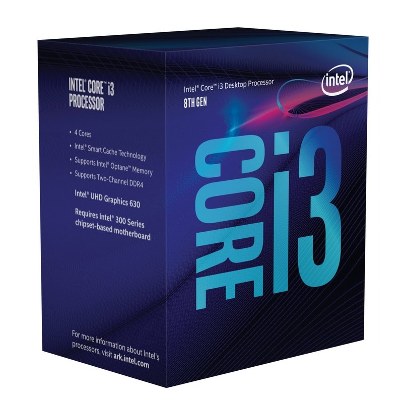 Ver Intel Core I3 8300 Box
