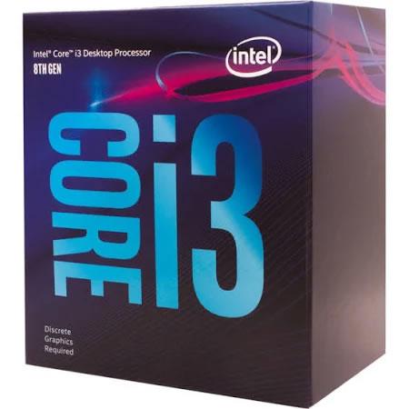 Intel Core I3 9100f Box