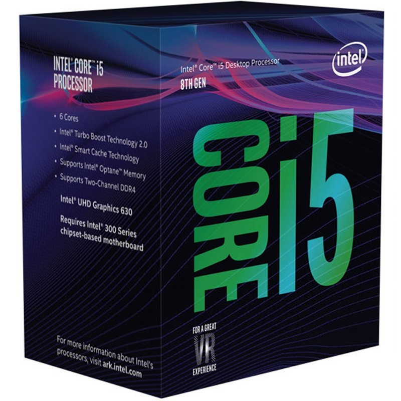 Intel Core I5 8500 Box