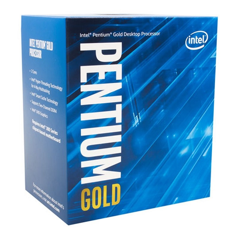 Ver Intel Dual Core G5600 Box