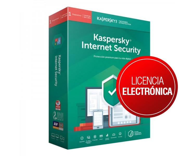 Kaspersky Antivirus 2019 1 Lic Renovacion Electronica
